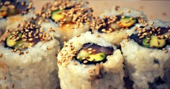 Le California Roll ou California Maki
